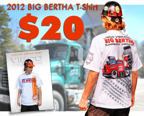 2012 Big Bertha T-Shirt