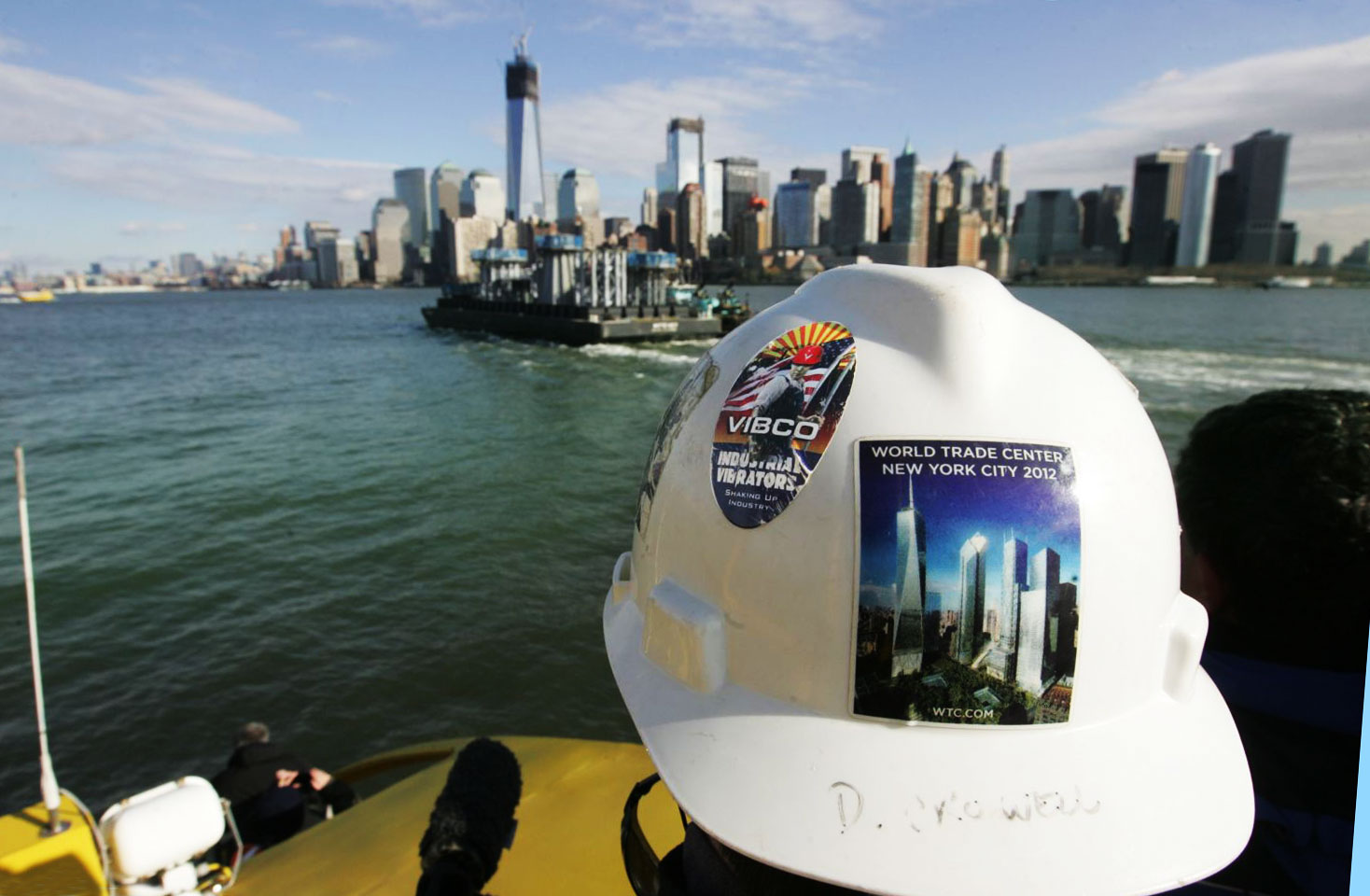 VIBCO and the World Trade Center