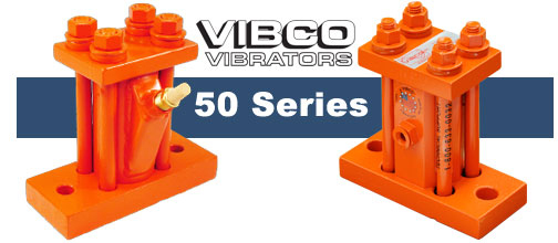 piston vibrator 50 series vibco vibrators